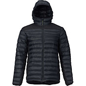 Burton Men's Evergreen Hooded Down Jacket