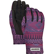 Burton Women's Touch N' Go Printed Liner Gloves