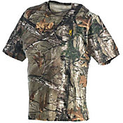 Browning Wasatch Long Sleeve Camo T-Shirt