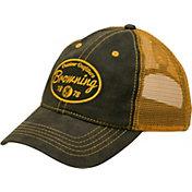 Browning Men's Folsum Loden Mesh Back Hat
