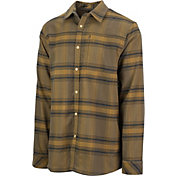 Browning Men's Beacon Plaid Long Sleeve Shirt