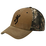 Browning Men's Opening Day Wax Camo Hat