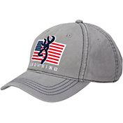 Browning Men's Pride Flag Hat