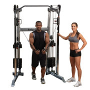 Body Solid GDCC210 Compact Functional Training Center