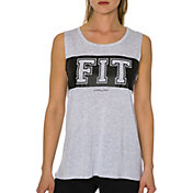 Betsey Johnson Performance Women's Fit Swing Tank Top