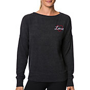 Betsey Johnson Performance Women's Love Embroidered Sweatshirt
