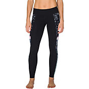 Betsey Johnson Performance Women's Print Blocked Leggings