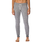 Betsey Johnson Performance Women's Sweater Terry Rib Trim Sweatpants