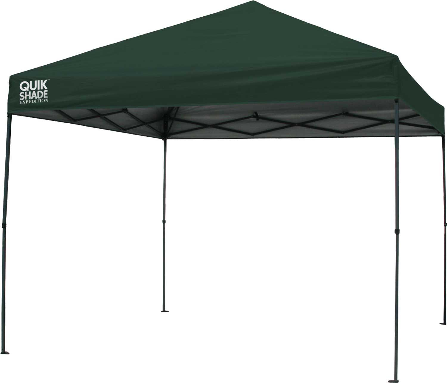 Product Image · Quik Shade 10u0027 x 10u0027 Expedition 100 Straight Leg Canopy  sc 1 st  DICKu0027S Sporting Goods : coleman pop up canopy - memphite.com