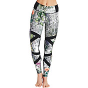 CALIA by Carrie Underwood Women's Limited Edition Fleuria High Contrast Leggings