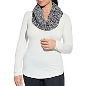 CALIA by Carrie Underwood Women's Marled Infinity Scarf