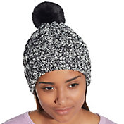CALIA by Carrie Underwood Women's Marled Pom Beanie