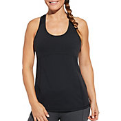 CALIA by Carrie Underwood Women's Mesh Back Support Tank Top