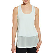 CALIA by Carrie Underwood Women's Flow Layered Tank Top