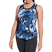 CALIA by Carrie Underwood Women's Printed Tank Top