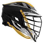 Cascade Custom S Carbon Fiber Lacrosse Helmet w/ Black Mask