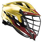 Cascade Custom S Platinum Lacrosse Helmet w/ Black Mask