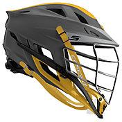 Cascade Custom S Matte Lacrosse Helmet w/ Chrome Mask