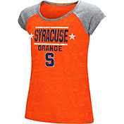 Colosseum Youth Girls' Syracuse Orange Orange Sprint T-Shirt