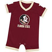 Colosseum Athletics Infant Florida State Seminoles Garnet Runback Onsie