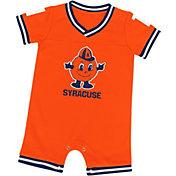 Colosseum Athletics Infant Syracuse Orange Orange Runback Onsie