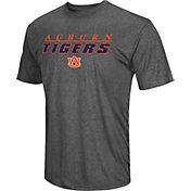 Colosseum Men's Auburn Tigers Grey Matrix T-Shirt