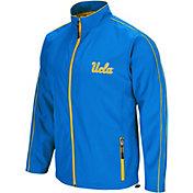 Colosseum Men's UCLA Bruins True Blue Barrier Full Zip Wind Jacket