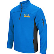 Colosseum Men's UCLA Bruins True Blue Advantage Quarter-Zip Jacket