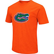 Colosseum Men's Florida Gators Orange Dual Blend T-Shirt