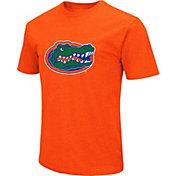 Colosseum Men's Florida Gators Orange Dual Blend T-Shirt