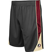 Colosseum Men's Florida State Seminoles Grey Turn Over Shorts