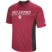 Colosseum Men's Oklahoma Sooners Crimson Beamer T-Shirt