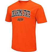 Colosseum Men's Oklahoma State Cowboys Orange Dual Blend T-Shirt