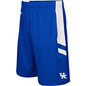 Colosseum Athletics Men's Kentucky Wildcats Blue Setter Shorts