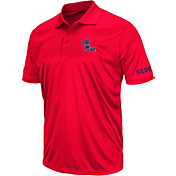Colosseum Athletics Men's Ole Miss Rebels Red Performance Polo