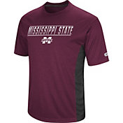 Colosseum Men's Mississippi State Bulldogs Maroon Beamer T-Shirt