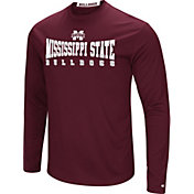Colosseum Women's Mississippi State Bulldogs Maroon Streamer Long Sleeve T-Shirt