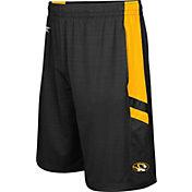 Colosseum Athletics Men's Missouri Tigers Black Setter Shorts