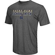 Colosseum Men's Notre Dame Fighting Irish Grey Matrix T-Shirt
