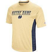 Colosseum Men's Notre Dame Fighting Irish Gold Beamer T-Shirt