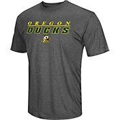 Colosseum Men's Oregon Ducks Grey Matrix T-Shirt