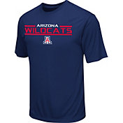 Colosseum Athletics Men's Arizona Wildcats Navy T-Shirt