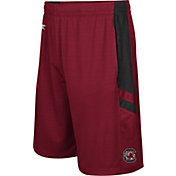 Colosseum Athletics Men's South Carolina Gamecocks Garnet Setter Shorts