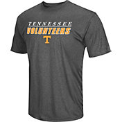 Colosseum Men's Tennessee Volunteers Grey Matrix T-Shirt