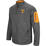 Colosseum Men's Tennessee Volunteers Gray Anchor Full-Zip Jacket