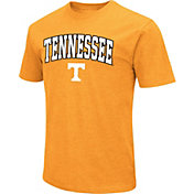 Colosseum Men's Tennessee Volunteers Tennessee Orange Dual Blend T-Shirt