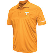 Colosseum Athletics Men's Tennessee Volunteers Tennessee Orange Performance Polo