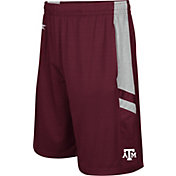 Colosseum Athletics Men's Texas AM Aggies Maroon Setter Shorts
