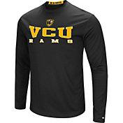 Colosseum Women's VCU Rams Black Streamer Long Sleeve T-Shirt
