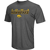 Colosseum Men's Iowa Hawkeyes Grey Matrix T-Shirt